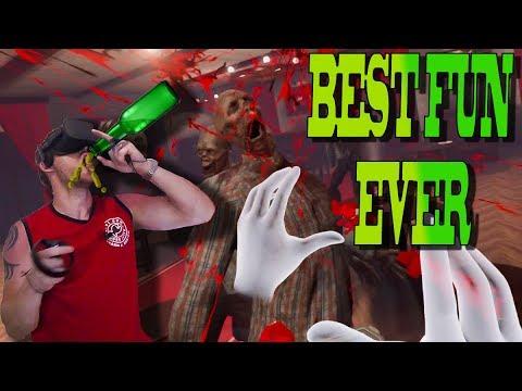 Drunk Or Dead (Funnest VR Game Ever) |