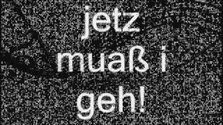 Spider Murphy Gang - Pfüati Gott Elisabeth (mit lyrics)