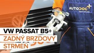 Ako nahradiť Brzdový bubon AUDI 80 Avant (8C, B4) - příručka