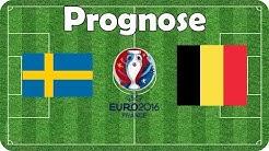 Schweden vs Belgien 🍟 EM 2016 🍟 Gruppe E 🍟 Fifa Prognose