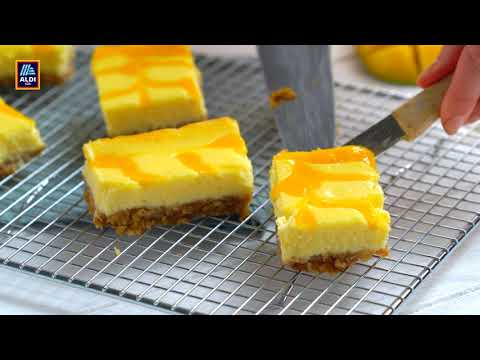 Rezept: Mango-Cheesecake | ALDI SÜD