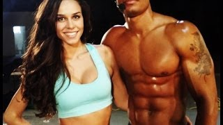 GET RIPPED IN TWO WEEKS!!! How To Burn Fat and Lose Water Weight FAST (Big Brandon Carter)
