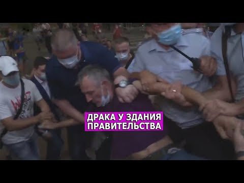 Обстановка в Хабаровске накаляется. Leon Kremer #107