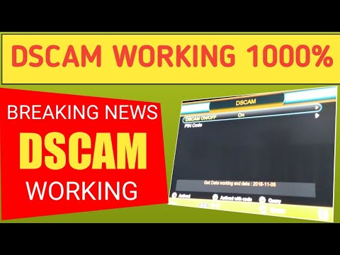 Dscam Working Again 100%