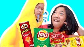 Trò Chơi Trốn Tìm Kiều Anh Tham Ăn Bị Phát Hiện - Trang Vlog