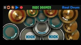 Seberkas Sinar Nike Ardila Cover Rial Drum app