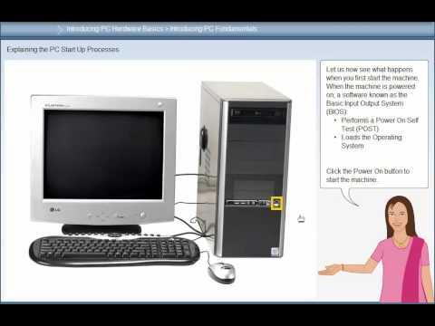 PC Hardware fundamentals