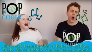 Another MPC Summer Sing-Along featuring I'm A Believer, Yellow & Wake Me Up Before You Go-Go
