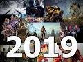 Самые Ожидаемые Игры 2019 года на Ps4 Pc Xbox One