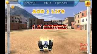 Soccer Goalkeeper - World Cup v1.01 Gameplay