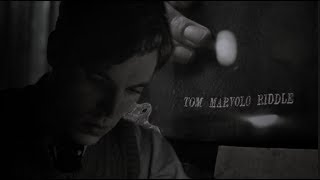The Story of Tom Marvolo Riddle (Character Study)