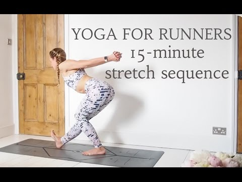 YOGA FOR RUNNERS   15-minute yoga sequence   CAT MEFFAN