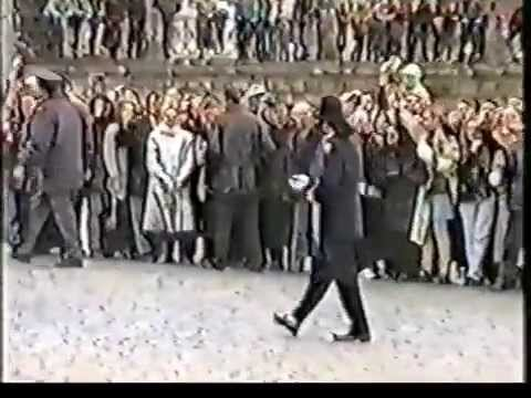 Michael Jackson Moscow, Russia 1996