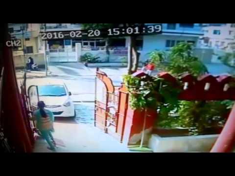 Violance with inocent people during  Jat Agitation ROHTAK (Hariyana) shocking video