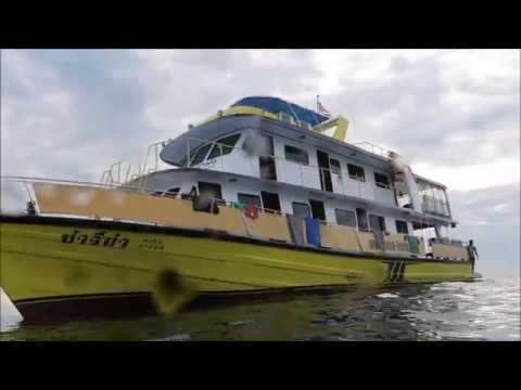 Andaman Sea Similans & Northern Route Liveaboard January 2018 Some Impressions