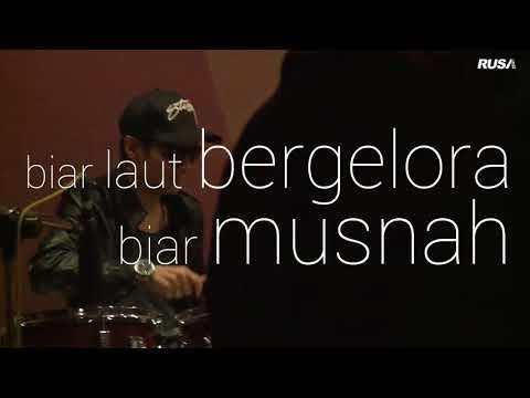 OST TITIAN CINTA Asfan Shah & Qanda   Sungguh Mencinta Official Lyrics Video