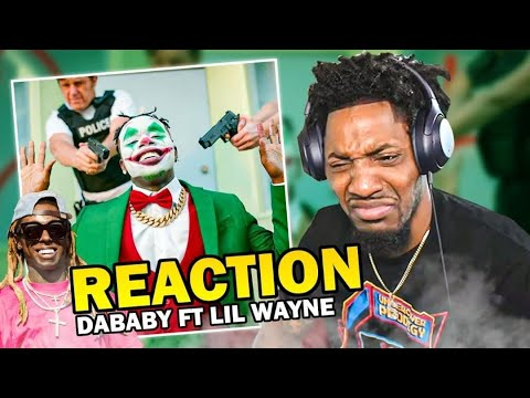 Download MENTAL HEALTH IS EVERYTHING! | DaBaby - Lonely (with Lil Wayne) (REACTION!!!)