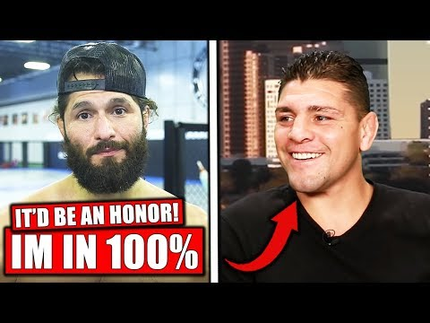 Jorge Masvidal ACCEPTS Nick Diaz call out, Tony Ferguson rips BMF title, UFC Sao Paulo
