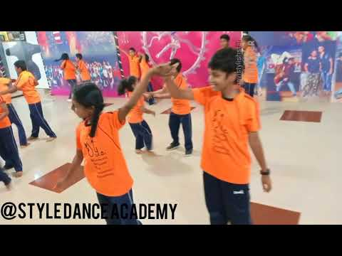 Volle Huduga Sikkone Dance Video By Stylish Kids || Style Dance Academy Tumkur|MG Rd| Practice Video