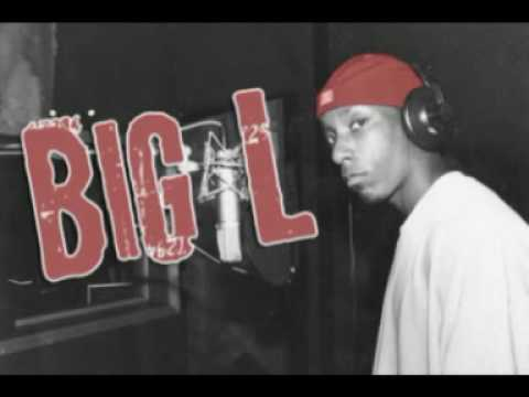 Big L- All Black
