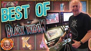 🕷️Some of My FAVORITE WIN$ on Black Widow! 🕷️| The Big Jackpot
