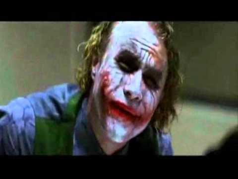 Joker laugh comparison - Ledger, Nicholson and Hamill