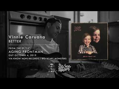 Better - Vinnie Caruana [OFFICIAL AUDIO] Mp3