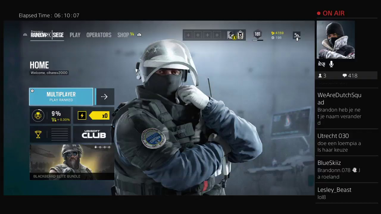 how to get points rainbow six siege