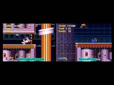 Sonic the Hedgehog Megarace [23] - Flying Battery Zone |