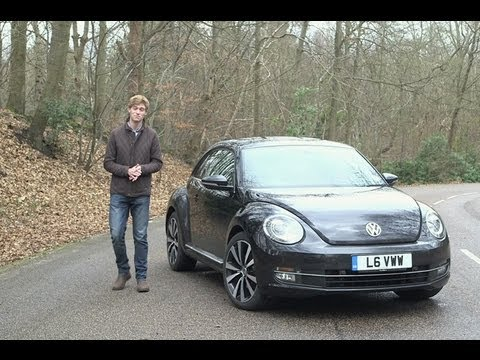 2013 Volkswagen Beetle review - What Car?