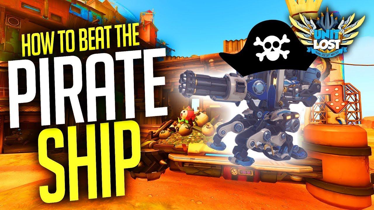 pirate ship overwatch # 0