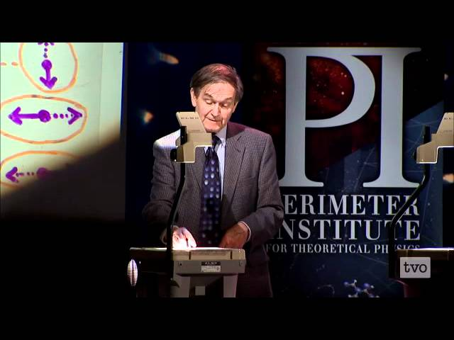 Roger Penrose on Twistors and Quantum Non-Locality