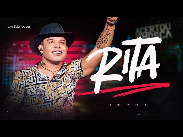 Tierry - RITA - DVD Acertou Na Mosca