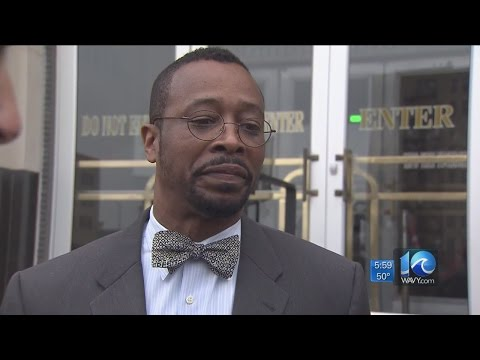 Norfolk City Treasurer Burfoot indicted on federal charges