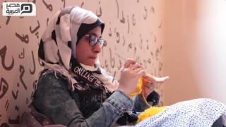 مصر العربية | شارلي شابلن و شخصيات ديزني بالكروشيه المصري