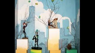 видео День открытых дверей в Государственном художественном музее Алтайского края
