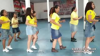 Teman Itu Asyik/line Dance/gdc merauke Papua
