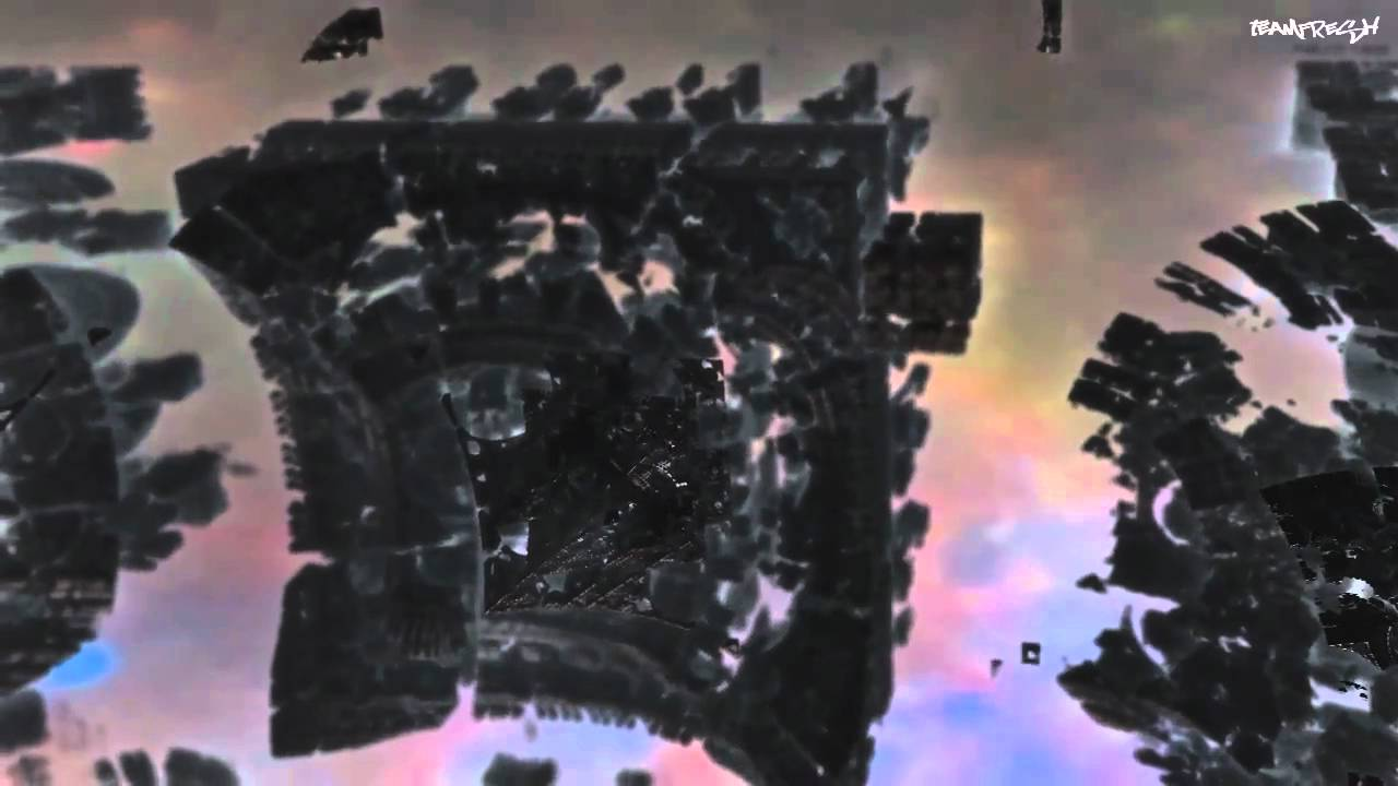 3D Fractal Zoom (Dark Side of the Mandelbox) Mandelbox (720p 30fps)