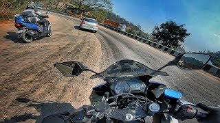Riding with Born To Ride | Vlog 72