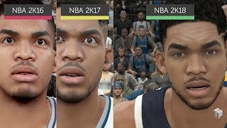 Should 2K stop releasing NBA 2K EVERY YEAR? (NBA 2K18 - NBA 2K16)