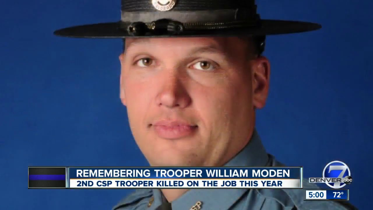 State trooper hit and killed while investigating crash on I-70 in eastern Colorado