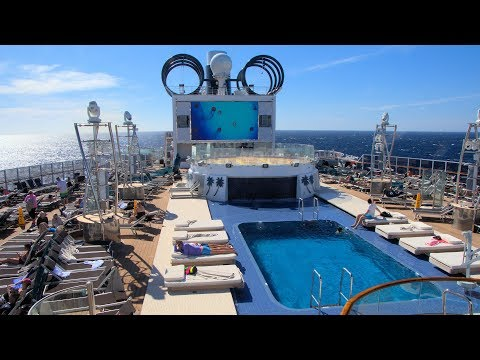 What I Hated And What I Loved About MSC Seaside