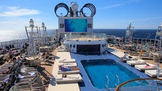 Here's a full review of my recent cruise on the MSC Seaside cruise ...