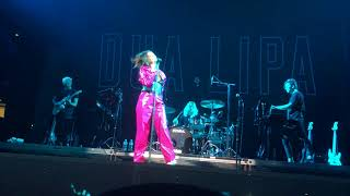 Dua Lipa 24k Magic Tour - IDGAF - Sydney March 24th 2018 front row