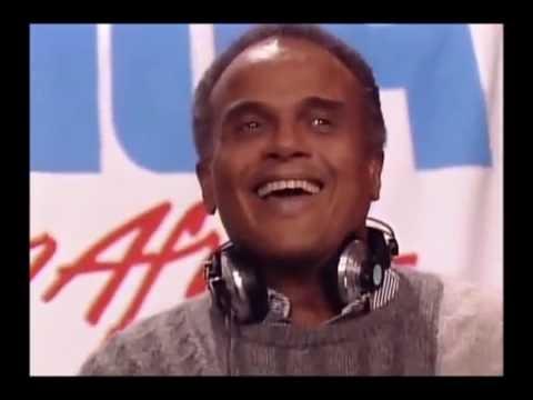 Tributo a Harry Belafonte en Usa For Africa - Subtitulado en Español