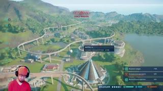 Jurassic World Evolution | Live | Chaos Theory