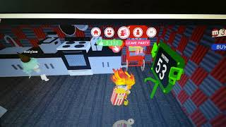 ROBLOX Life of Golda from birth to death