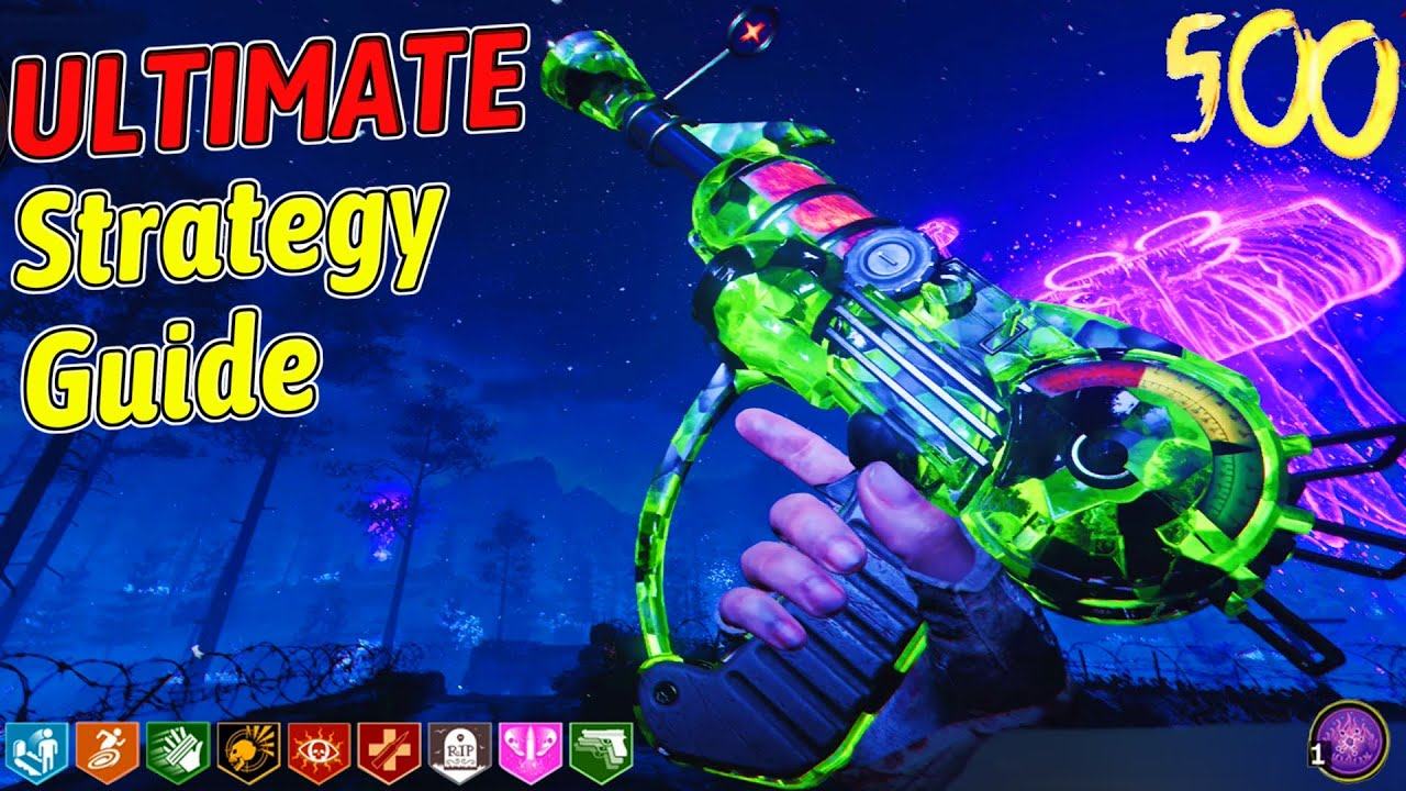 Download ULTIMATE High Round Strategy Guide on Die Maschine (Season 5) - Cold War Zombies