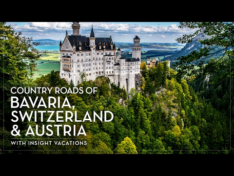Country Roads of Bavaria, Switzerland & Austria with Insight Tour Director Robert Lintott