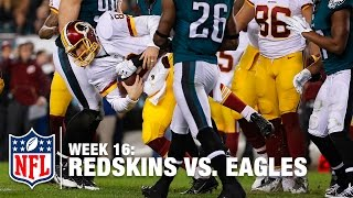 What Was Kirk Cousins Thinking Taking a Knee? | Redskins vs. Eagles | NFL
